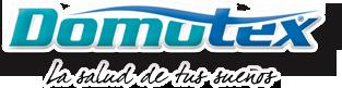 logo Domotex colchones
