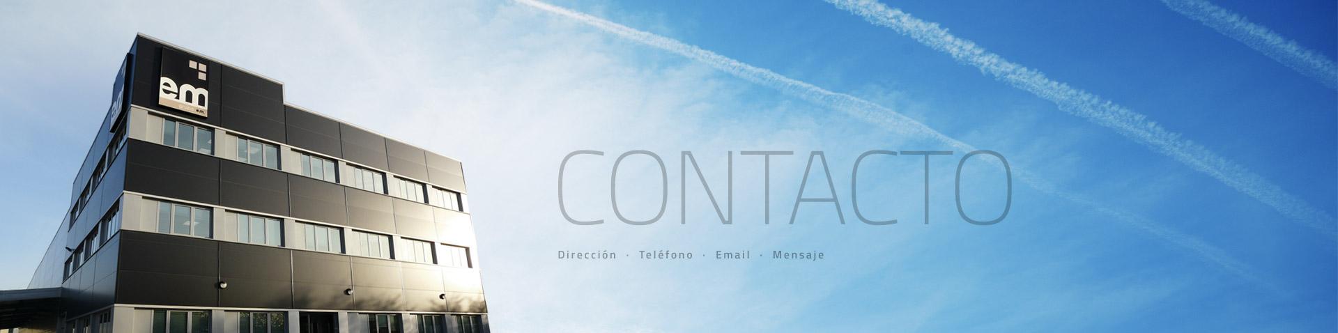 domotex contacto